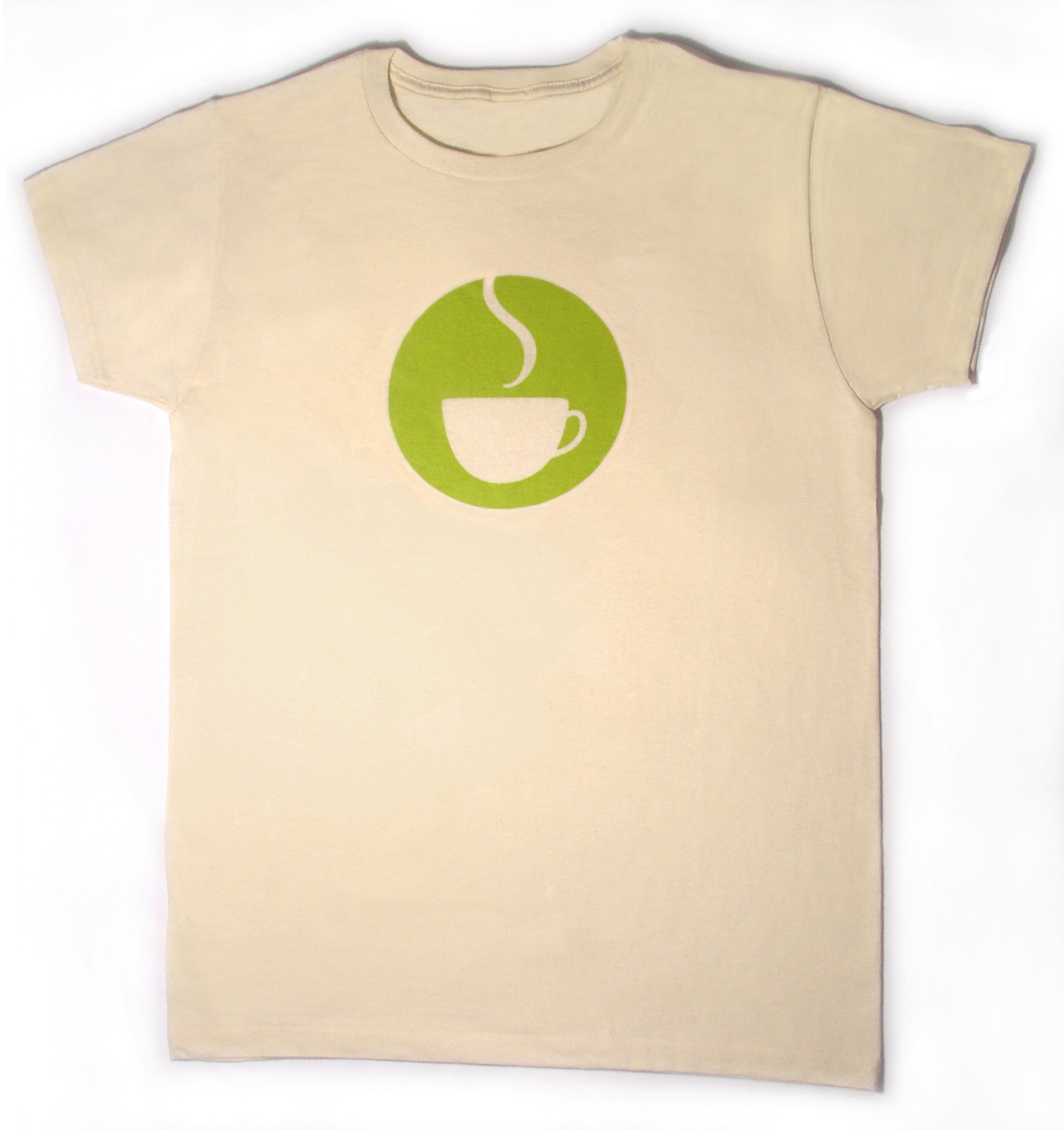 Mens Green Tea Shirt