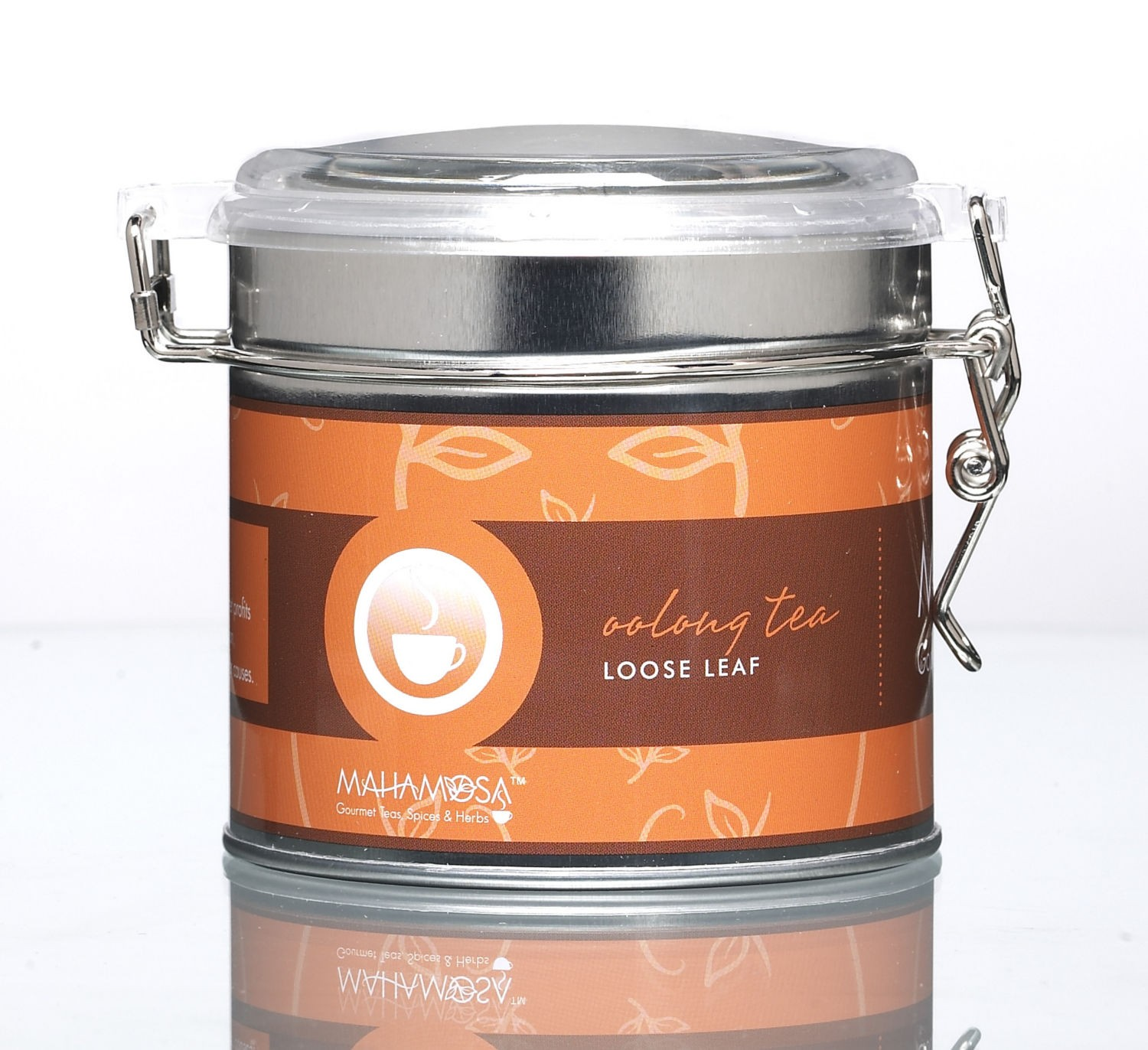 Oolong Tea Short Tin