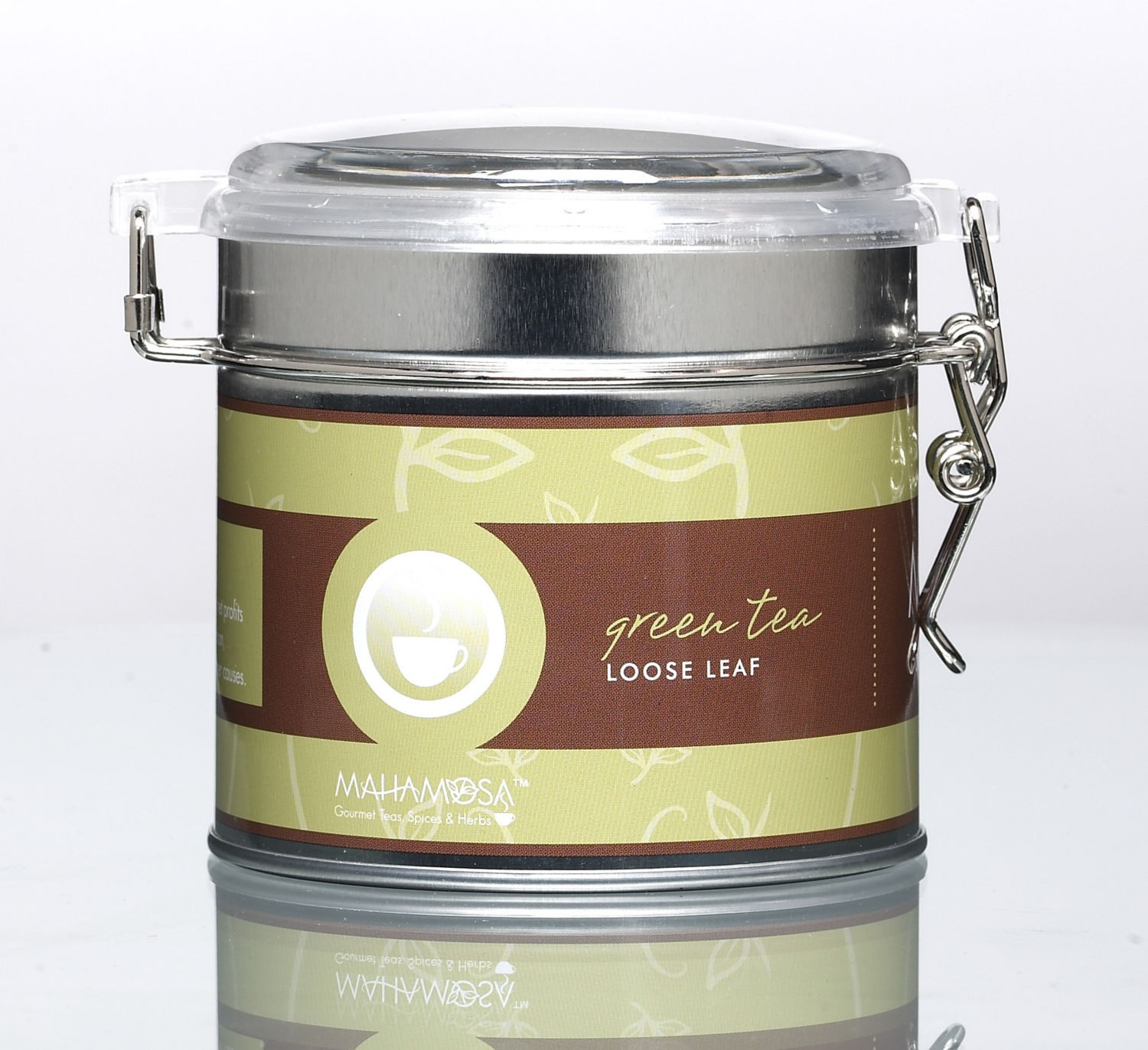 Green Tea Short Tin