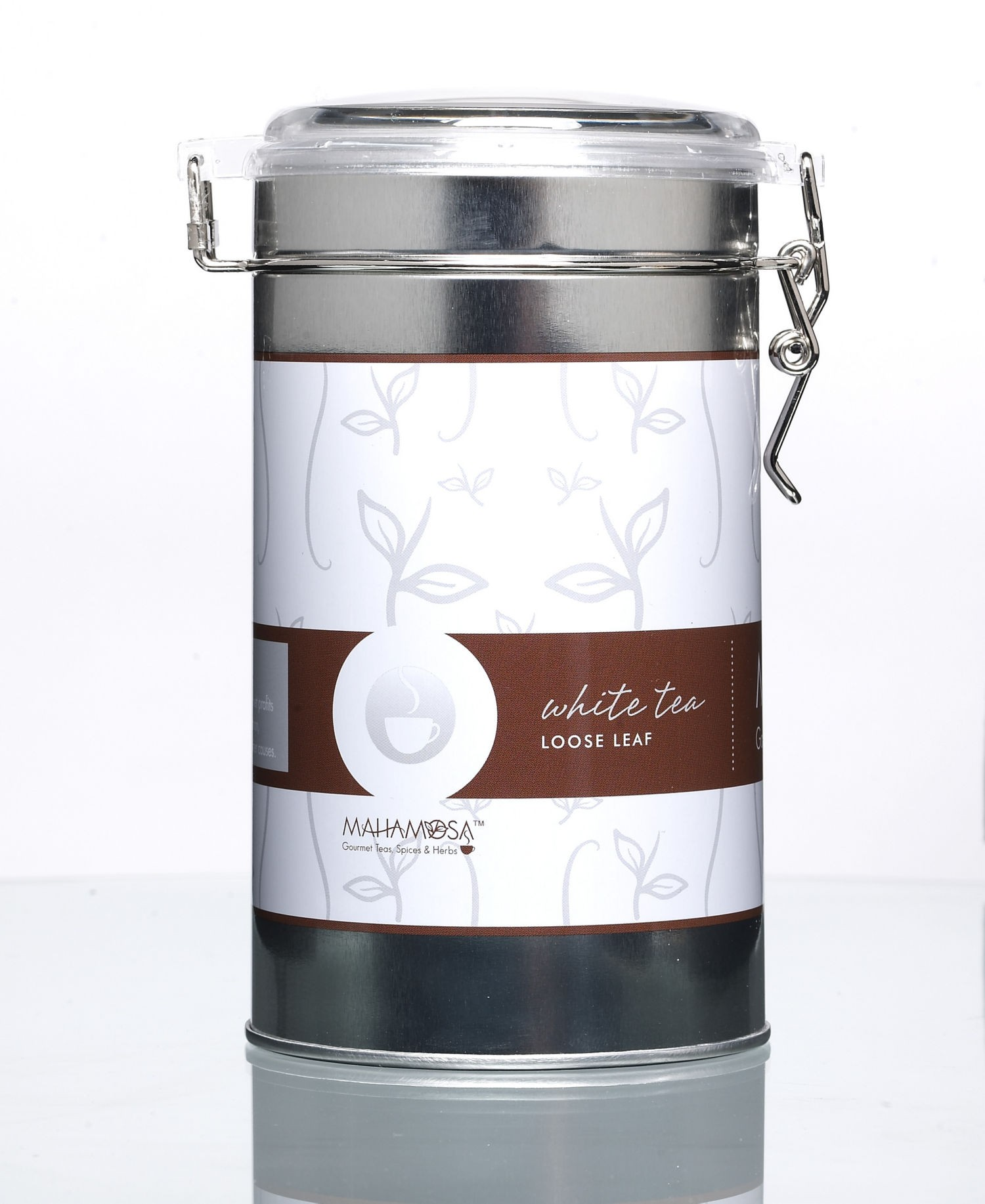 White Tea Tall Tin