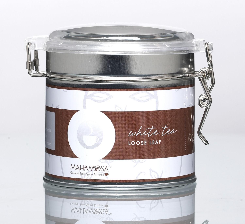 White Tea Short Tin