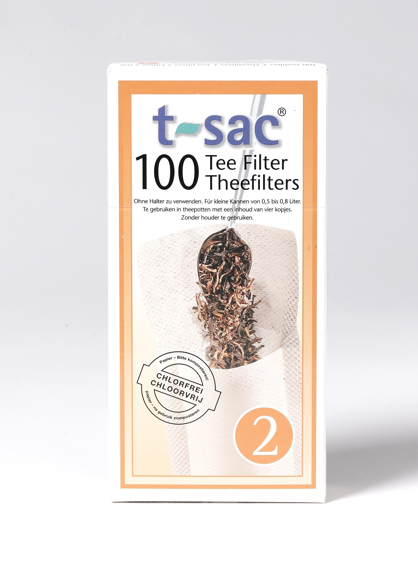 T-Sac Tea Filter #2
